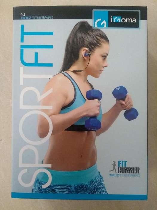 Audifonos Sport Fit Wireless