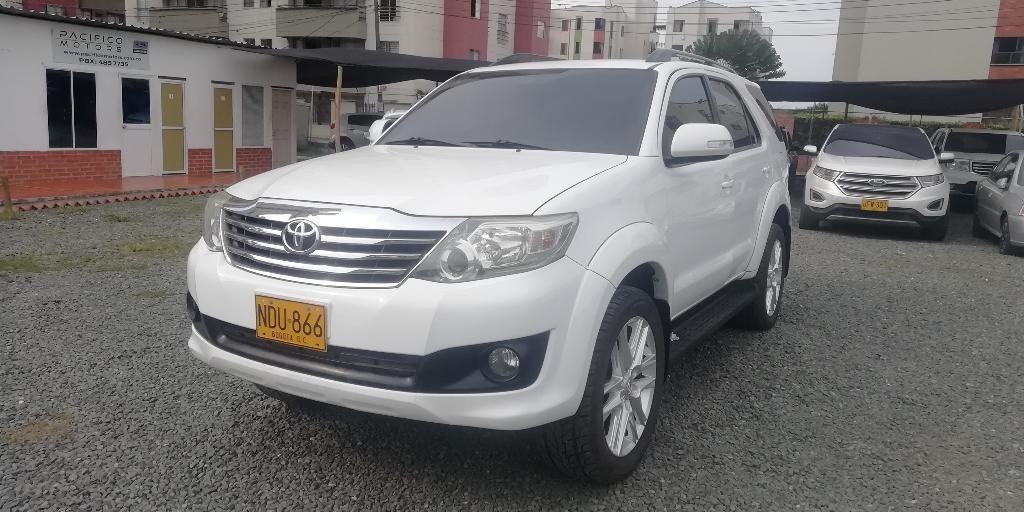 Toyota Fortuner 2013 Sr5