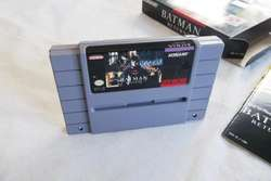 Batman Returns Super Nintendo SNES - Pixelfunk