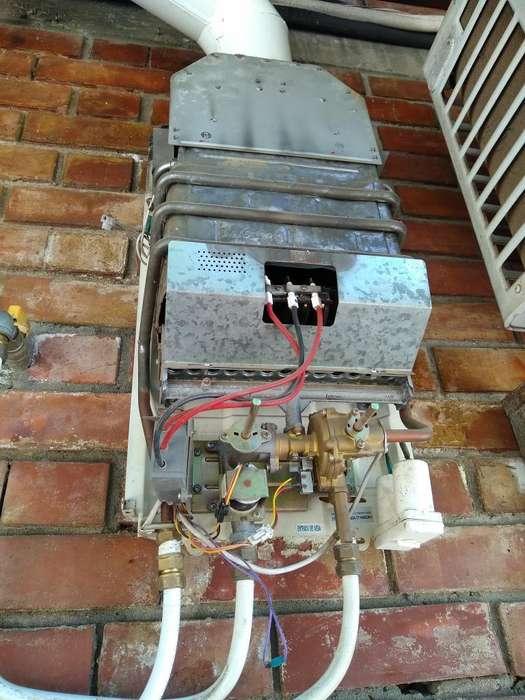 Expertos en Calentador Bosch a Gas