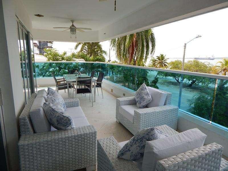 Apartamento En Arriendo En Cartagena Castillo Grande Cod. ABARE71805