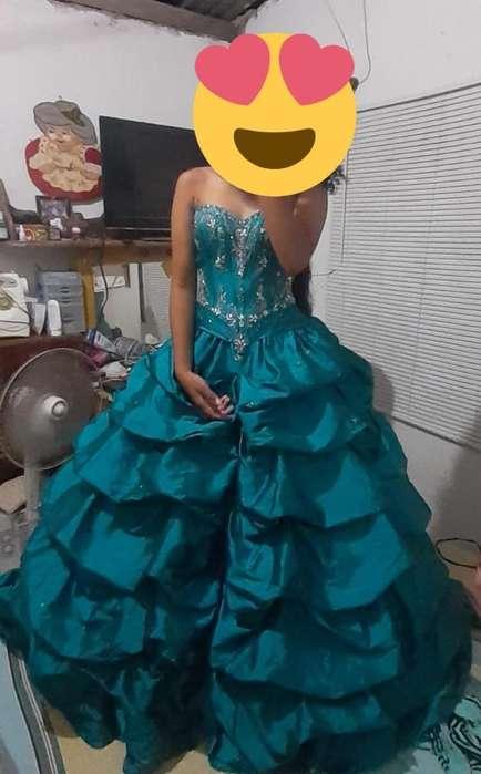 Vendo Vestido de 15 Años
