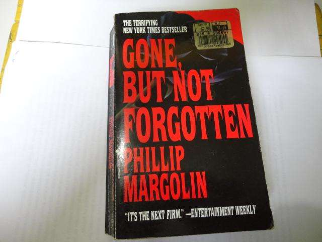 LIBRO EN INGLES GONE, BUT NOT FORGOTTEN
