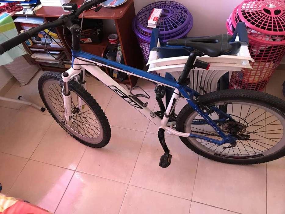 Bicicleta GW Mtb de 8 Cambios