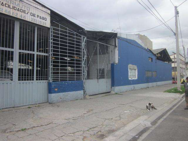 VENTA DE LOTES EN EDUARDO SANTOS CENTRO BOGOTA 90-60511