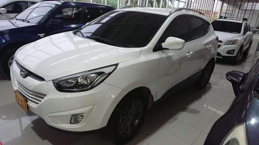 Hyundai Tucson ix-35 2014 - 57000 km