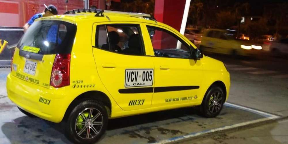 Se Vende Taxi 2011