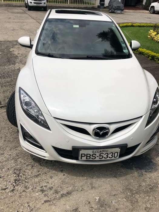 Mazda Mazda 6 2011 - 0 km