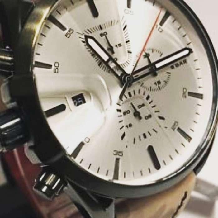 Reloj Diésel Dz4472 Original Nuevo