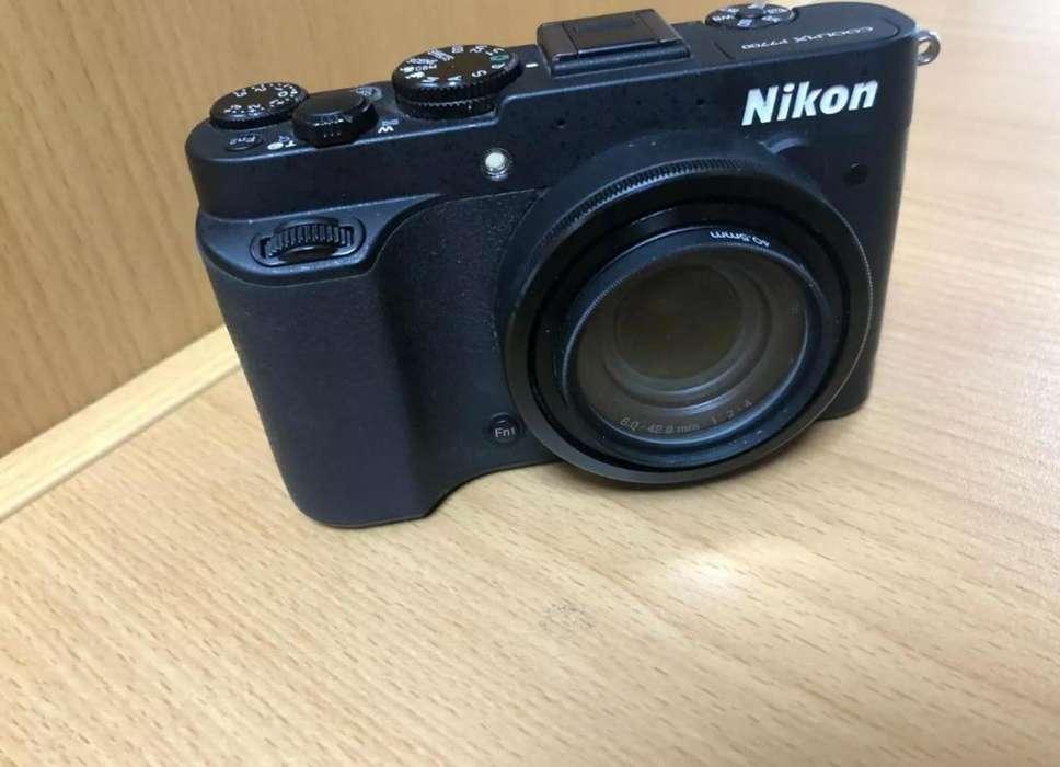 Se Vende Nikon Coolpix P7700