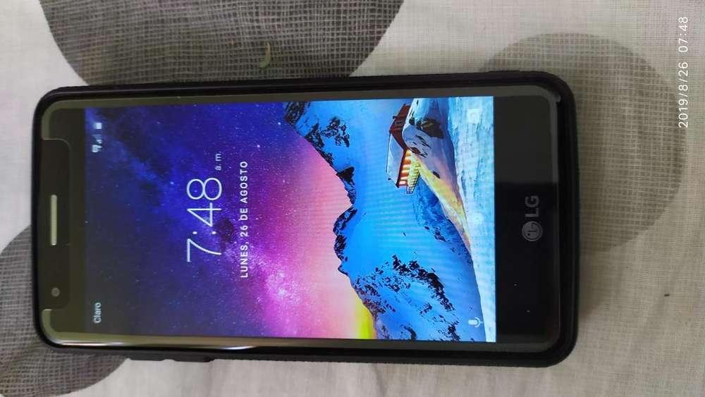 Celular LG Modelo K8 2017