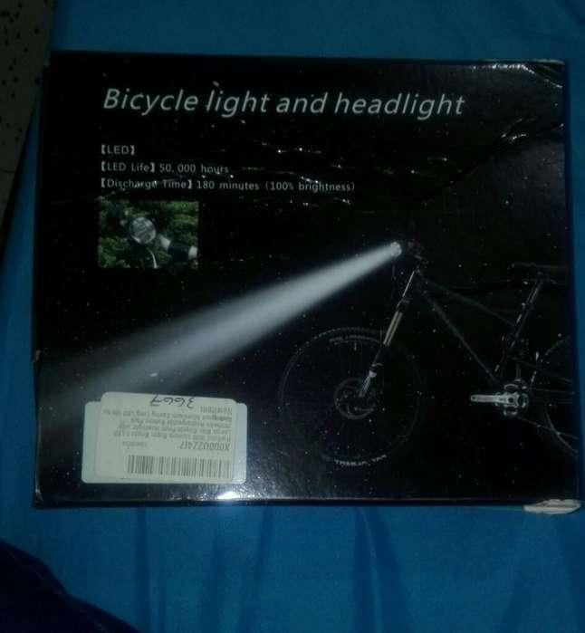Luz Led para Cicla