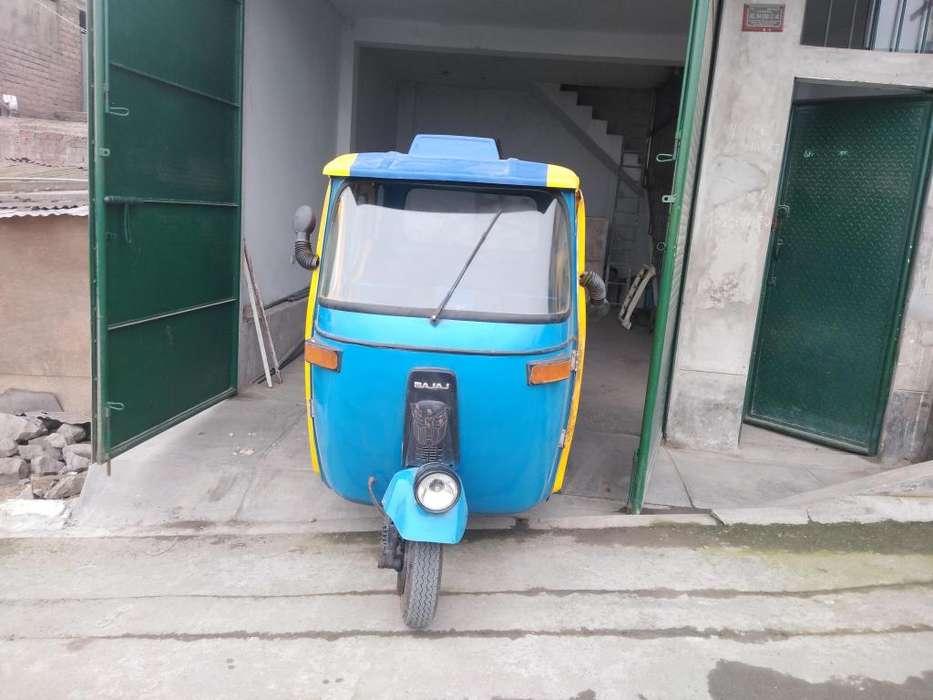 Vendo Mototaxi bajaj