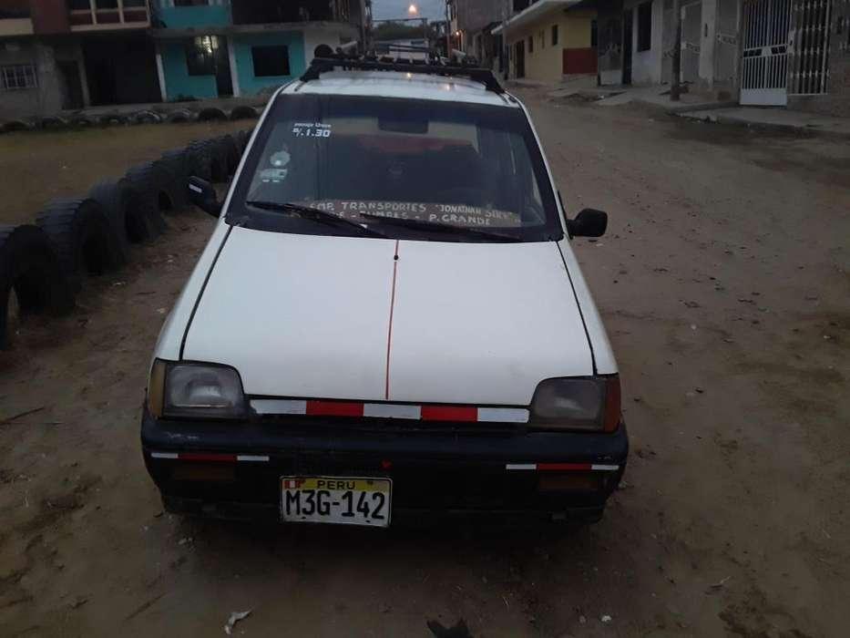 Daewoo Tico 1996 - 862135 km