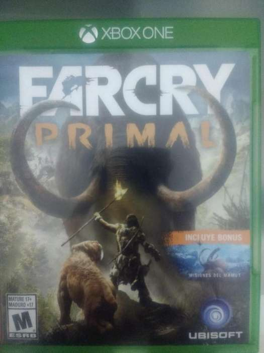 Farcry Primal - Xbox One Video Juego