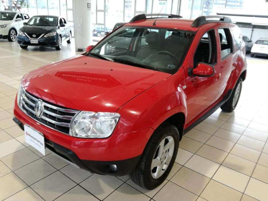 Renault Duster 2014 - 35827 km