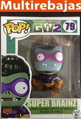 Muñeco Funko Pop Super Brainz