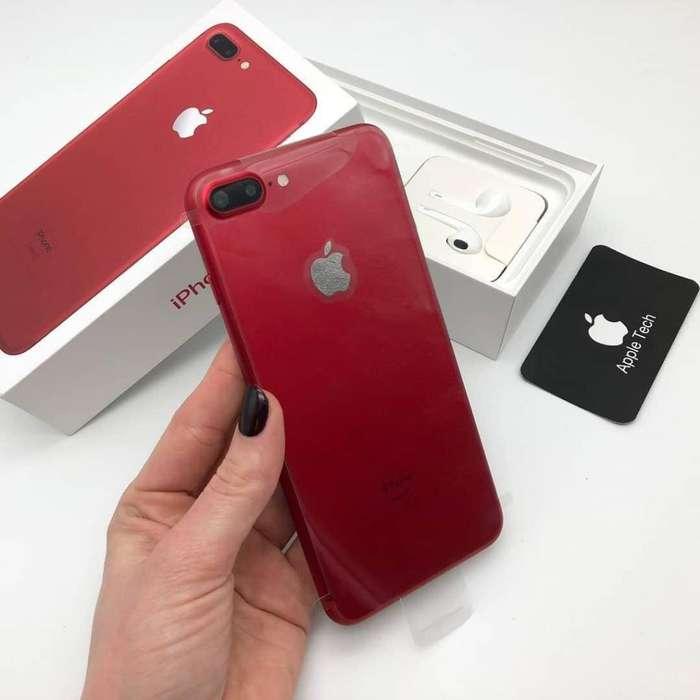Apple iPhone 7 plus 256Gb desbloqueado en caja