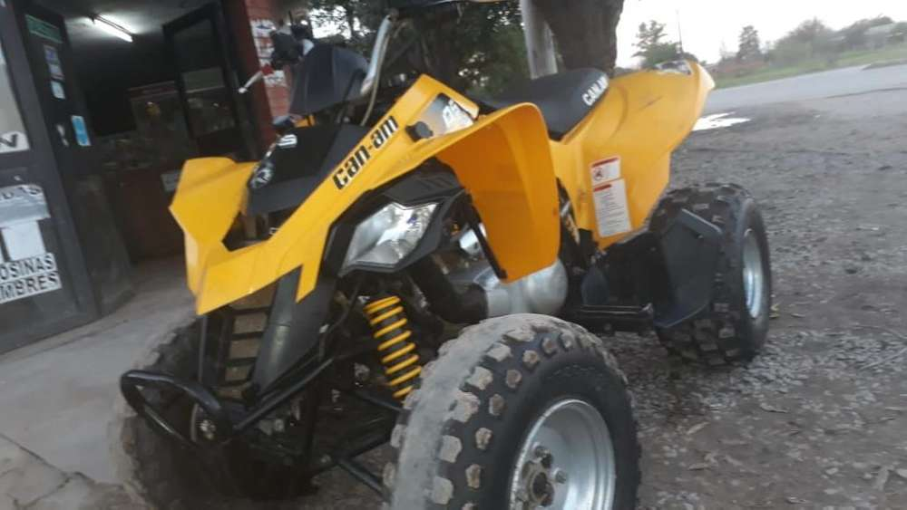 Cuatriciclo Can-am Ds 250