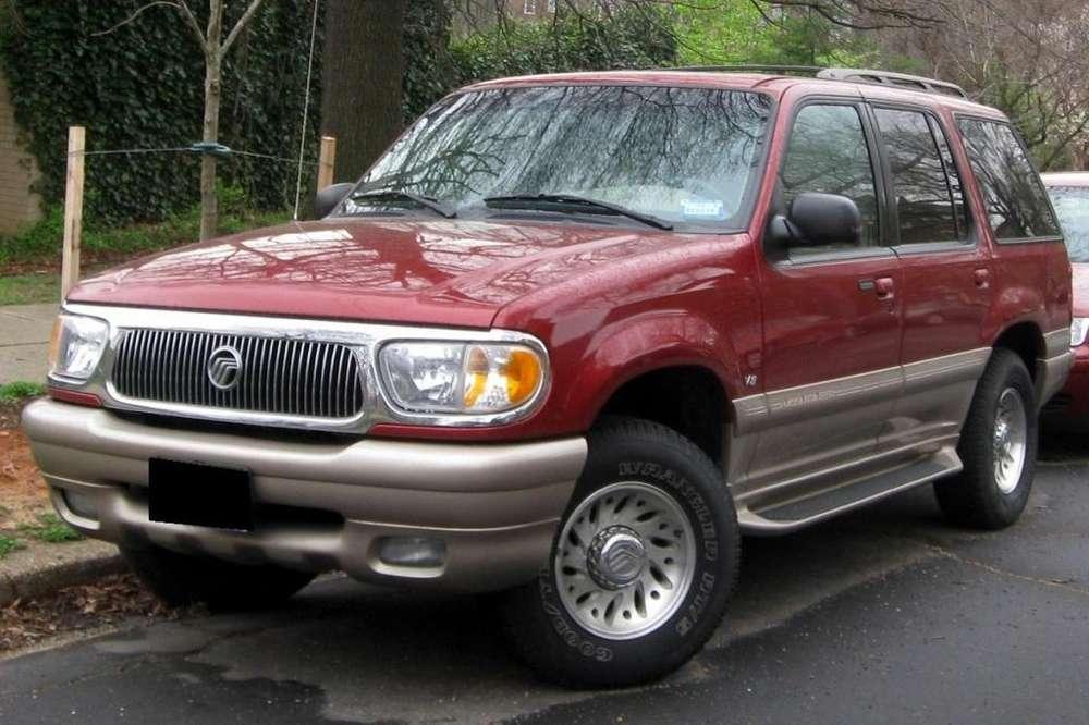 Ford Explorer 1998 - 450000 km