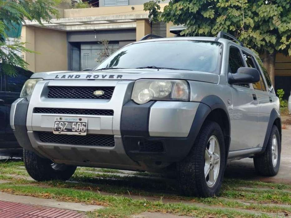 Land Rover Freelander 2006 - 150000 km
