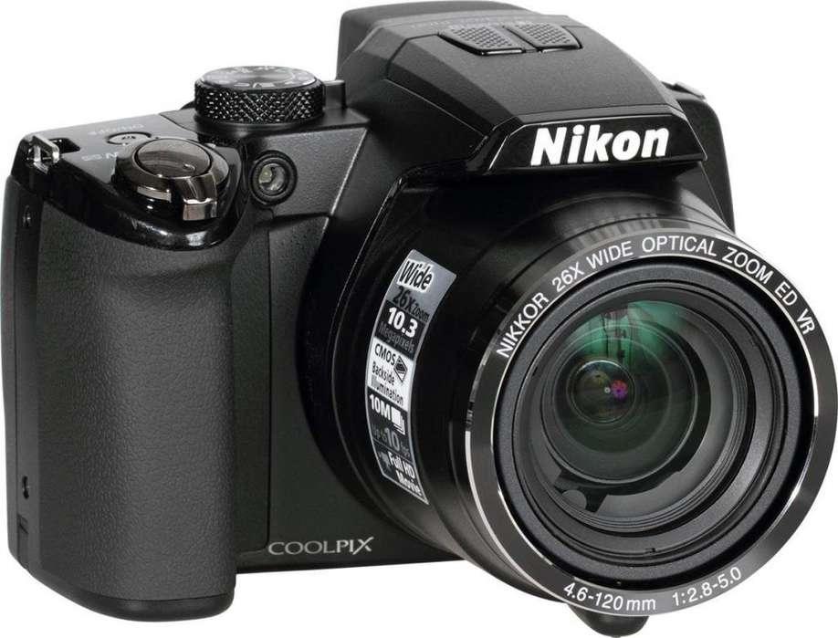 Vendo Nikon P100 c/funda