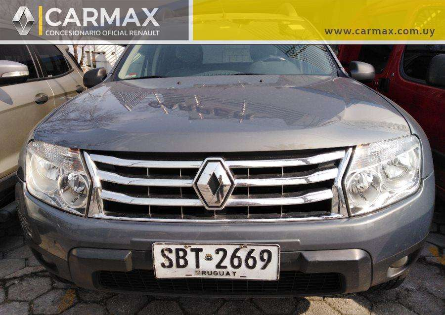 Renault Duster 2015 - 77011 km