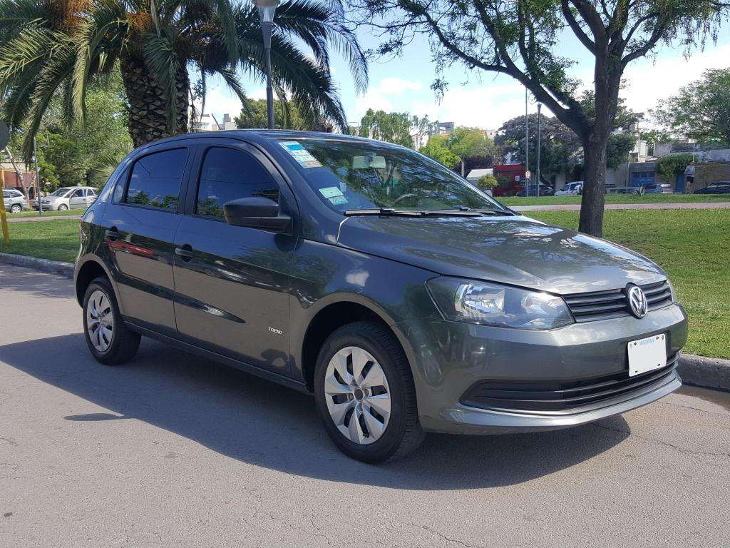 Volkswagen gol trend pack 1 MUY BUENO 2013 PERMUTO o CONTADO!