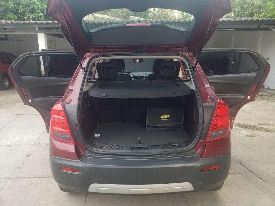 Chevrolet Tracker 2016 - 37838 km