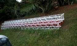 Torre de Comunicaciones 168 Homologada