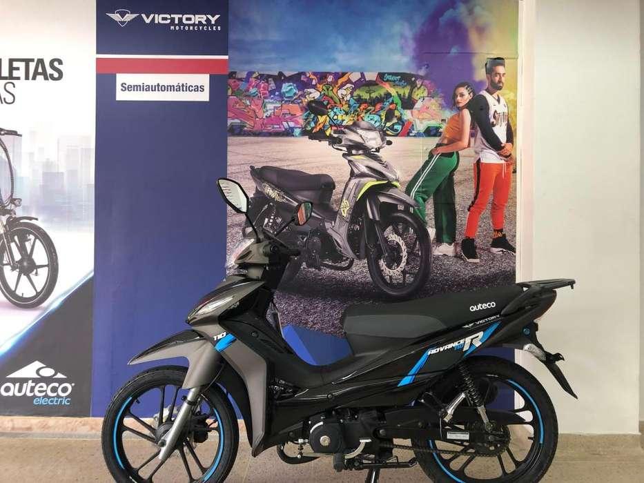 VICTORY ADVANCE R 125 NUEVA (TODO INCLUIDO)