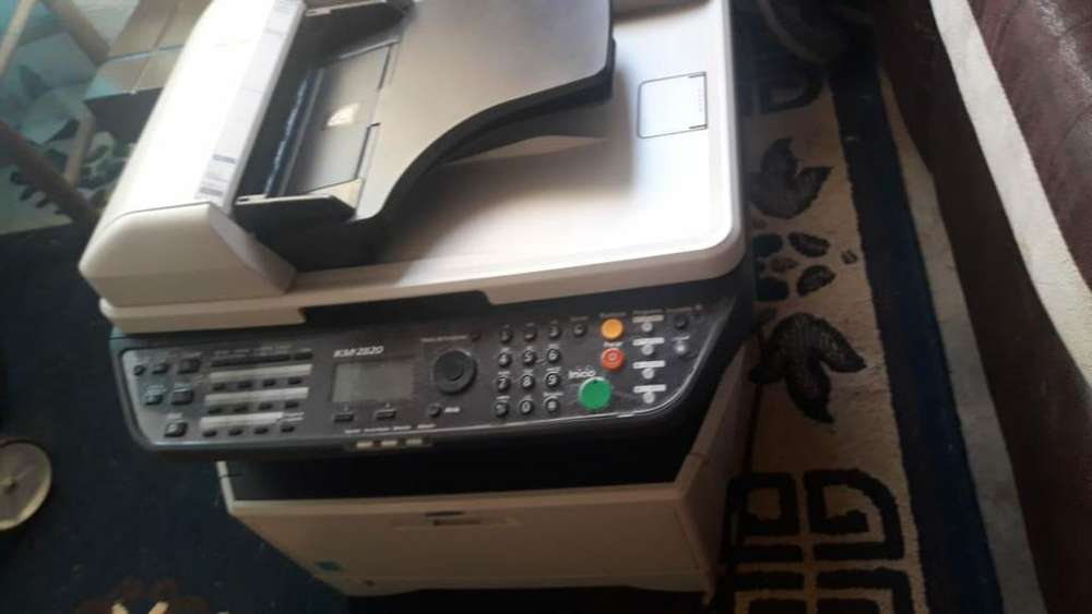Fotocopiadora Cambio por Fr80