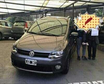 Volkswagen Crossfox 2012 - 115000 km