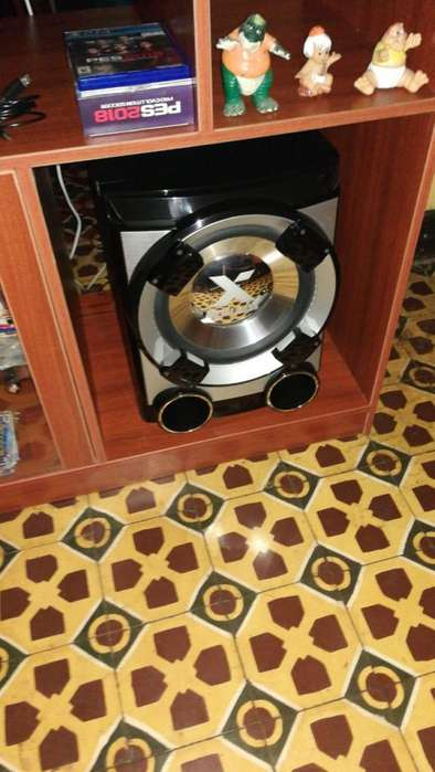 Equipo Sonido Lg 20000 W