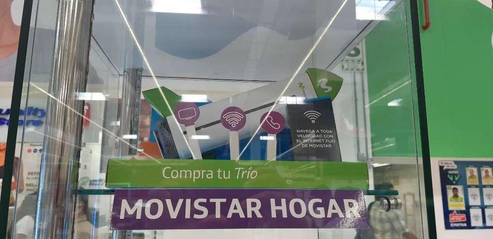 Pedidos de Trio Y Duo Movistar 60.mb Vel