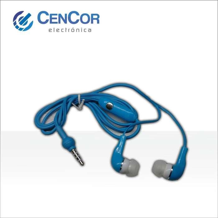 Auricular In Ear Manos Libres! CenCor Electrónica