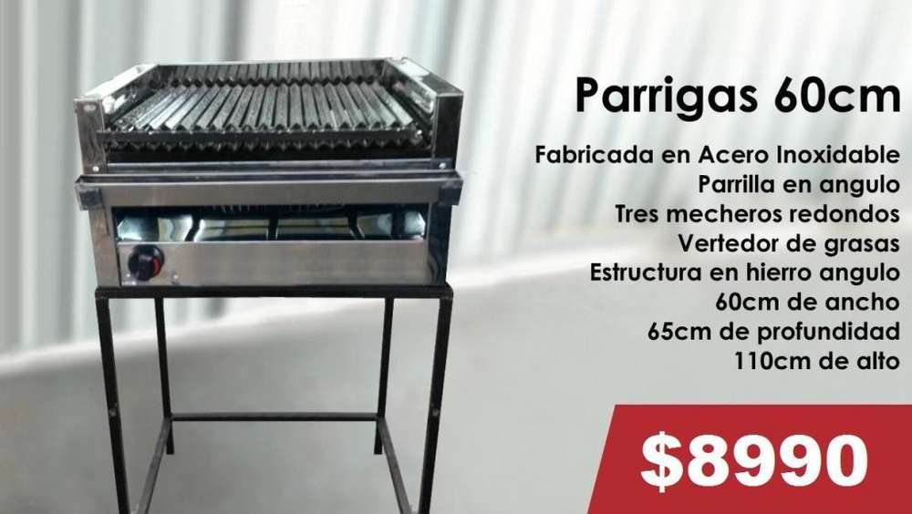 PARRIGAS DE 60CM/90CM