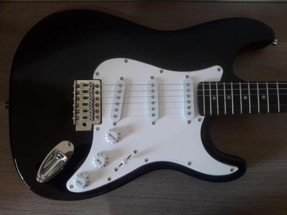 guitarra eléctrica combo caliber