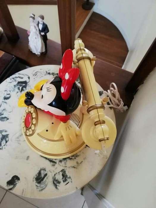 Teléfono Minnie Antiguo