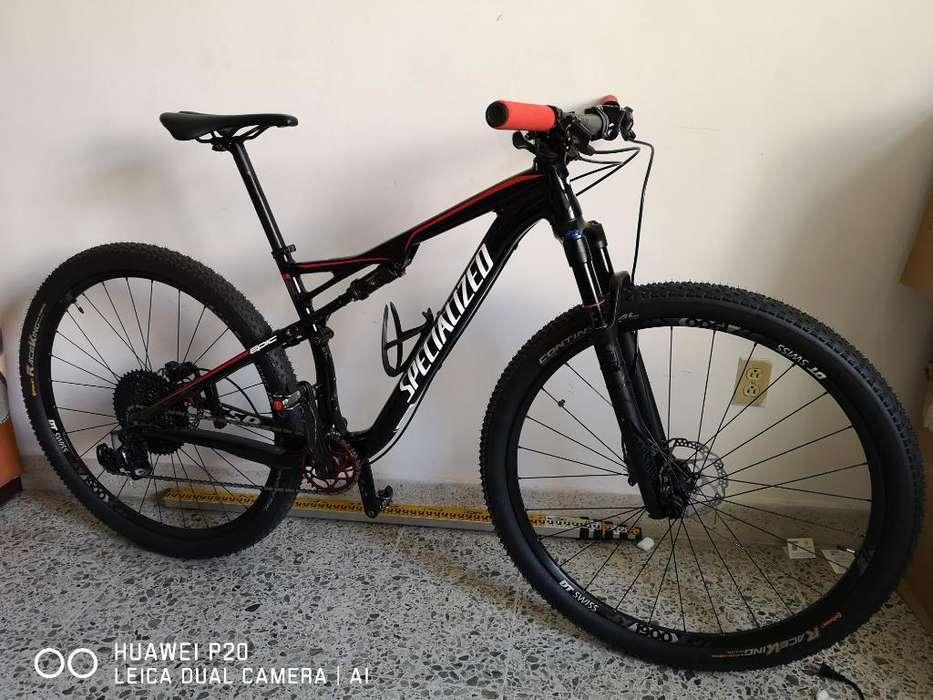 Bicicleta Specialized Epic Comp Alum 29