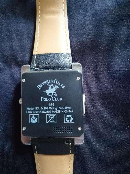 Reloj Smartwatch Beverly Hills Polo Club