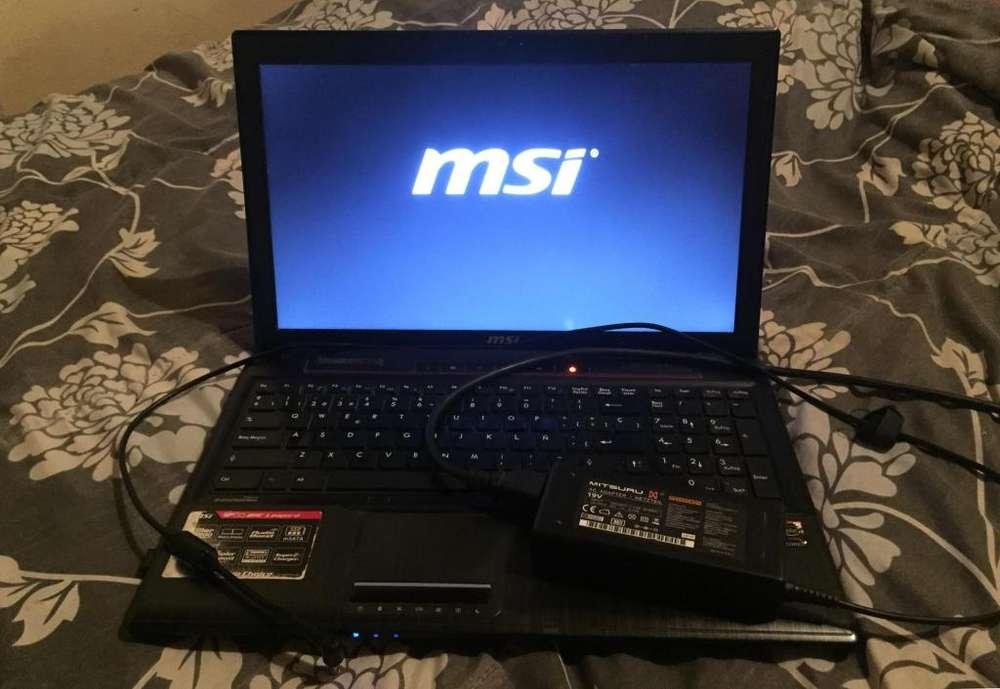Notebook MSI de España