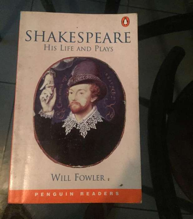 Novela Shakespeare en Ingles