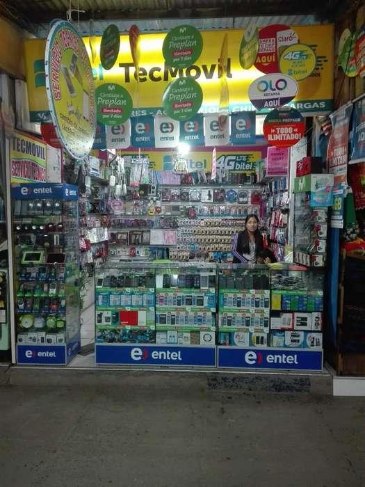 Traspaso Local Comercial Buena Ubicacion