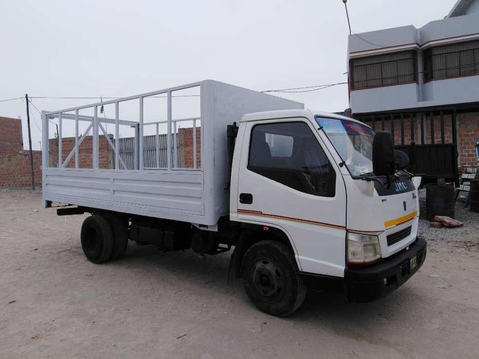 Camión Jmc Isuzu