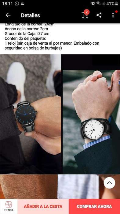 Relojes Posadas