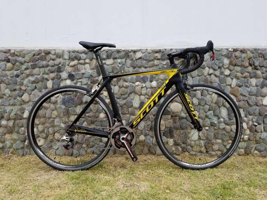 Bicicleta de Ruta Scott Foil