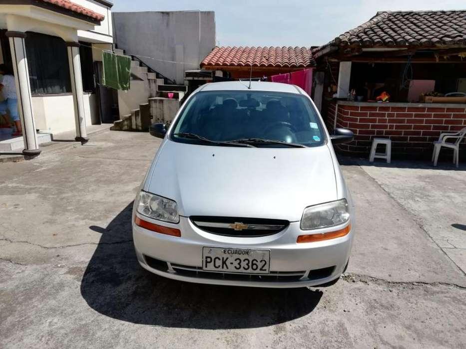 Chevrolet Aveo 2014 - 107000 km