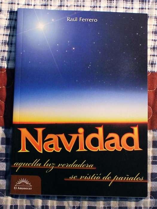 Libro Navidad Raúl Ferrero