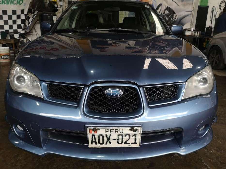 Subaru Impreza 2007 - 120000 km